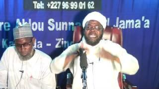 TARIHIN ANNABI MUSA DA FIR'AON 3/7 Sheikh ilias bin abdullah Damagaram
