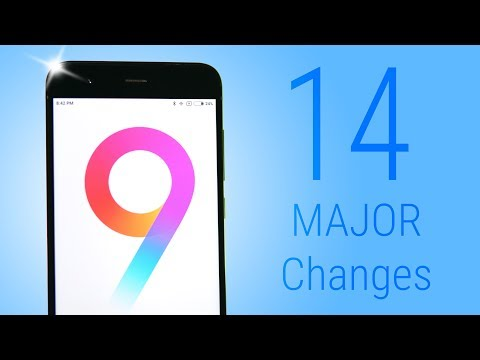 MIUI 9 - Top 14 New Features!