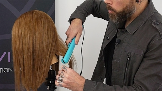 How to straighten hąir quicker with better results