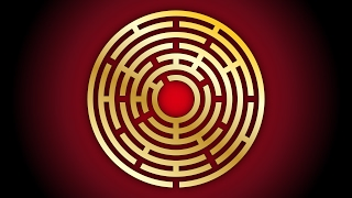 Make a maze graphic in Illustrator - in about 5 minutes