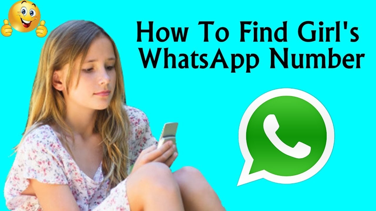 How to find a girl mobile number