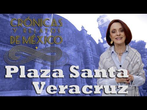 Crónicas y relatos de México - Plaza Santa Veracruz (Centro Histórico) (11/07/2013)