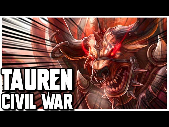Grubby | WC3 | Tauren CIVIL WAR!