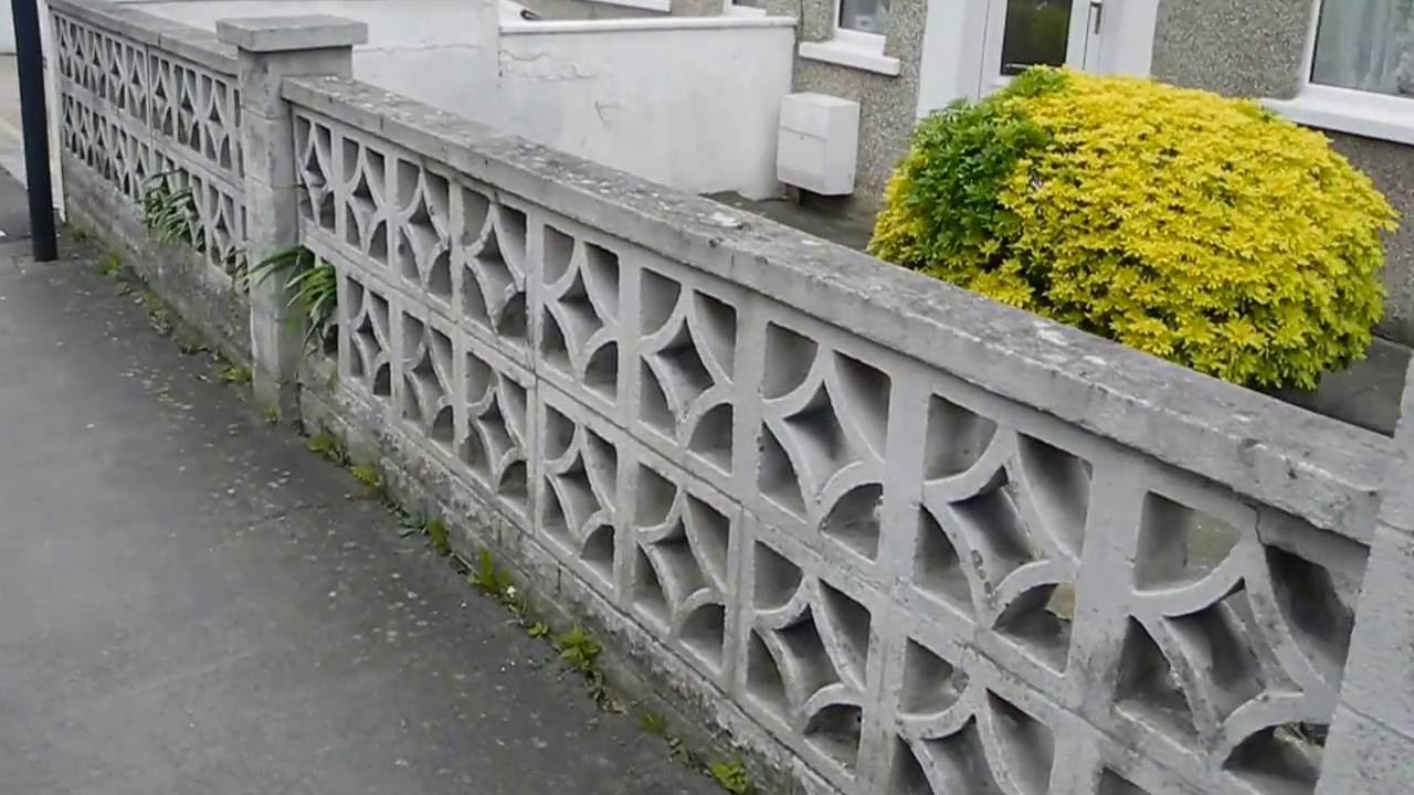 Garden fence ideas for front yard - YouTube