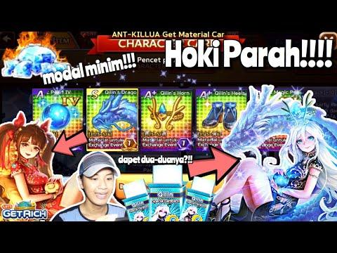 Berusaha Dapetin S Qilin Ternyata Hoki Parahh Line Let S Get Rich Indonesia Youtube