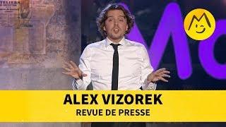 Alex Vizorek - Revue de presse thumbnail