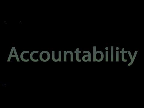 Logan River Academy - Accountability principle