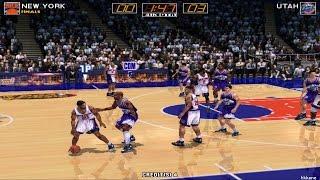 Demul - Virtua NBA Gameplay