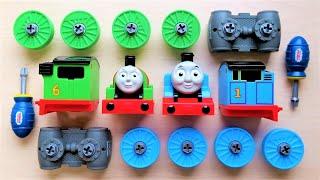 Thomas & Percy Assembly きかんしゃトーマス パーシー マシンメーカー 組み立て入門セット トイステートジャパン thumbnail