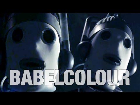 Doctor Who | Cybermen - The Steel That Kills | Babelcolour