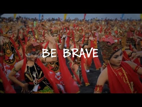 Agnes Mo - Be Brave, Indonesia Culture (Official Song) Lyrics