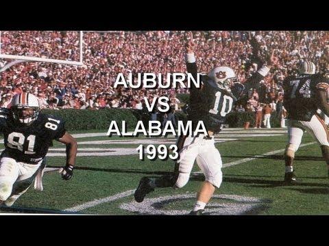 Auburn vs. Alabama 1993