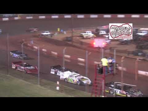 Dixie Speedway 10/1/16 Crate Late Model Feature!