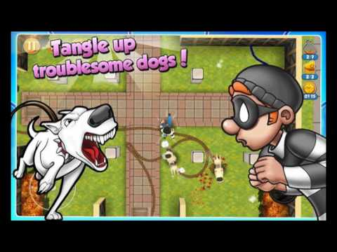 robbery bob 2 mod apk hack download