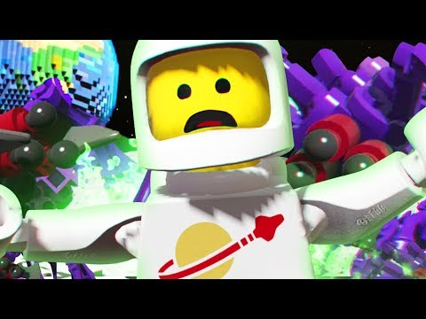 NEW SPACE CREATURES, WEAPONS, & MORE! - Lego Worlds Classic Space DLC - Part 22 | Pungence