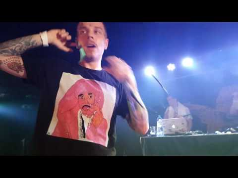 LOGIC - UPS (ROCK CAFE LIVE) 666 KŘEST