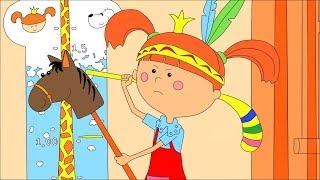 Download Раскраска с Царевной 🎨 Сборник! Учим цвета - Развивающие, обучающие мультики для детей Mp3 and Videos