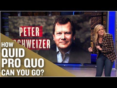 Origin Story: Peter Schweizer and the Biden/Ukraine Conspiracy | Full Frontal on TBS