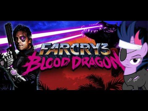 Far Cry 3 Blood Dragon Gameplay! |