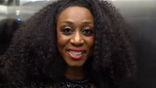 Beverley Knight on the Stevie Wonder Tour Birmingham - Vlog Part Two