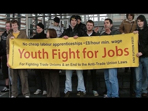 Global Youth Unemployment Remains at Crisis Levels