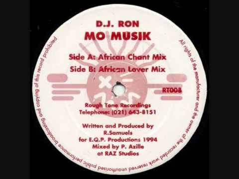 DJ Ron - Mo Musik (African Chant)