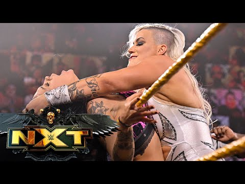Franky Monet makes her in-ring debut: WWE NXT, May 25, 2021