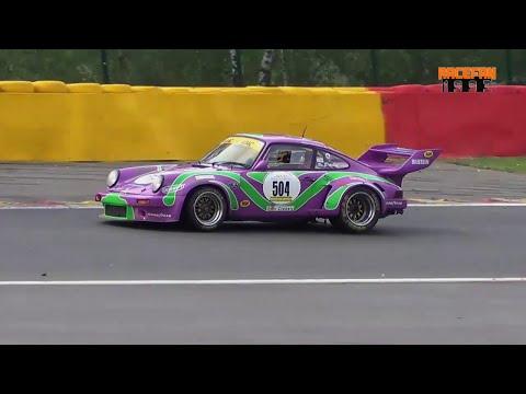 Porsche 911 RSR Onboard Spa Francorchamps Youngtimer Trophy 2014