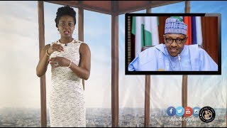 Buhari & 3rd Term; Truth About Bleaching; Ethiopia; Kenya; SendWave In Spain, Italy, Ireland; Aisha