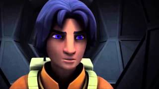 The Inquisitor vs. Kanan & Ezra - Star Wars: Rebels - HD - deutsch