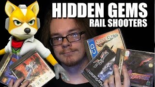 Hidden Gem Rail Shooters For Star Fox & Space Harrier Fans