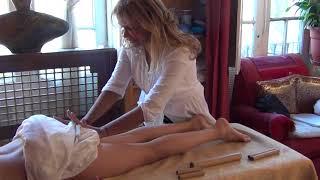 Masaje de cañas de Bambu │ Piernas perfectas