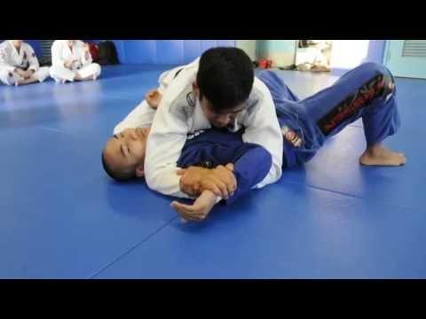 Side Control | Key Lock, Head and Arm Choke, Back Take with Professor Kris Kim, Seoul, Korea