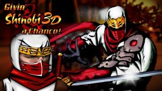 Givin' Shinobi 3DS a Chance (Givin' Games a Chance Ep. 13)