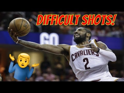Every NBA Stars MOST Difficult Shot!
