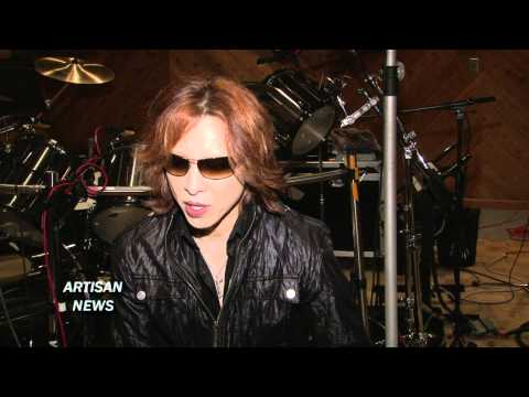 X JAPAN YOSHIKI TO AUCTION PIANO FOR JAPAN DISASTER AID