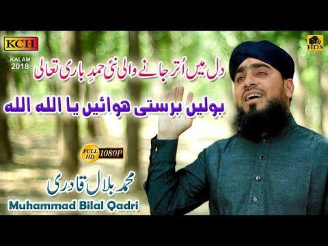 Most Beautiful New Kallam YA ALLAH ALLAH Muhammad Bilal Qadri Dina