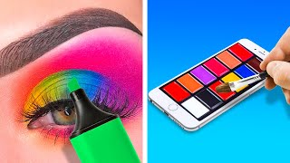 32 AMAZING BEAUTY HACKS FOR A GORGEOUS LOOK