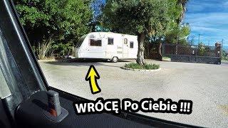Musieliśmy Zostawić Przyczepę bo ... nie mieliśmy GOTÓWKI !!! (Vlog #245)