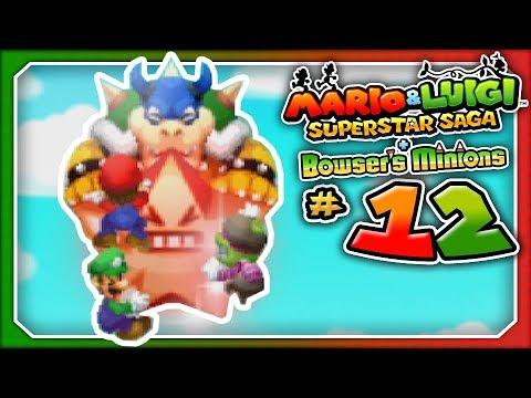 Mario Luigi Superstar Saga Bowser S Minions Part 1