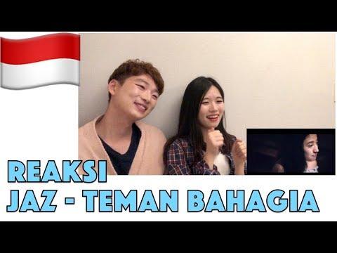 Orang Korea Reaksi Jaz - Teman Bahagia Reaction