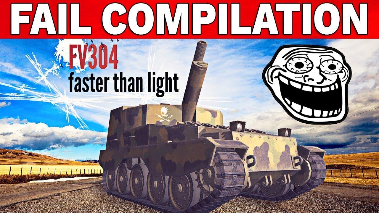 UTOPIĆ CZOŁG !!! – Fail Compilation – World of Tanks