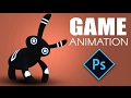 Game Design Character Animation in Photo