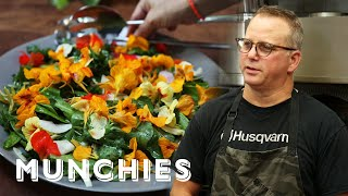 """Chicago Chef Paul Kahan Hosts a """"Chefsgiving"""""""