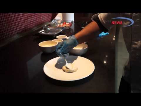 Chef Sadab Qureshi makes Shahi Tukda at The Westin Pune Koregaon Park