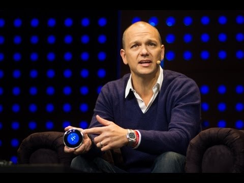 Tony Fadell, Founder & CEO of Nest Labs, Inc. is Interviewed at LeWeb Paris 2012