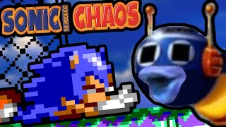"Sonic ""Painfully Average"" Chaos (Sonic Chaos Review)"