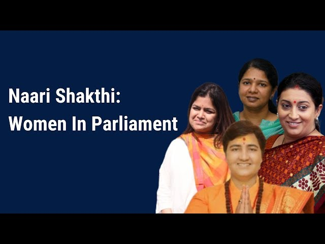 Women In Lok Sabha 2019 All You Need To Know Databaaz