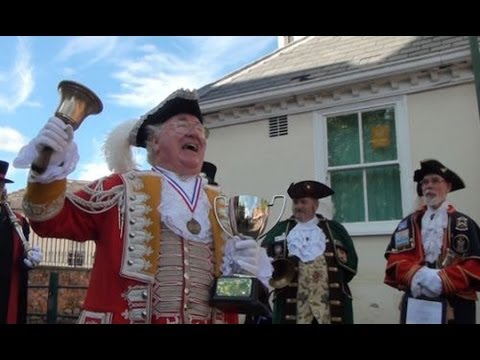 Tiverton Town Crier Competition 2012