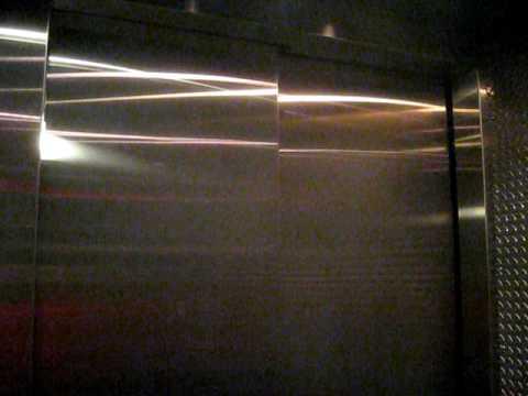 Schindler Hydraulic Elevator At Gameworks Grapevine Mills Mall